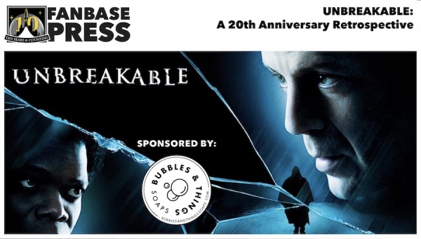 Fanbase Feature: 20th Anniversary Retrospective on 'Unbreakable' (2000)