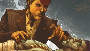'Mycroft #2:' Comic Book Review