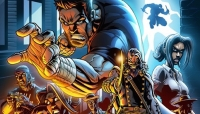 Fanbase Press Interviews Joe R. Khachadourian on the Comic Book Series, 'Identity Stunt'