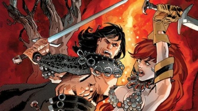 'Conan Red Sonja #1' – Advance Comic Book Review