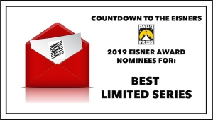 Countdown to the Eisners: 2019 Nominees for Best Limited Series
