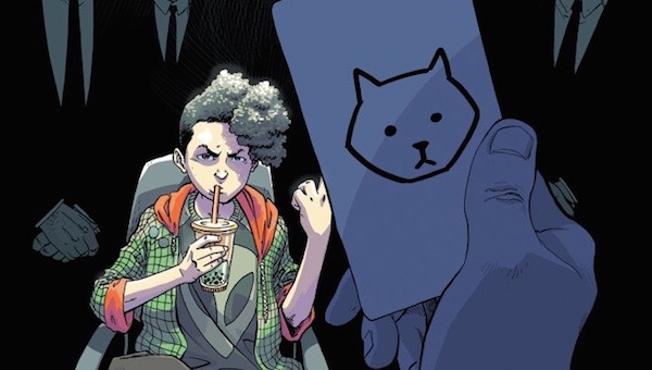'Dirk Gently's Holistic Detective Agency: A Spoon Too Short #3' - Comic Book Review