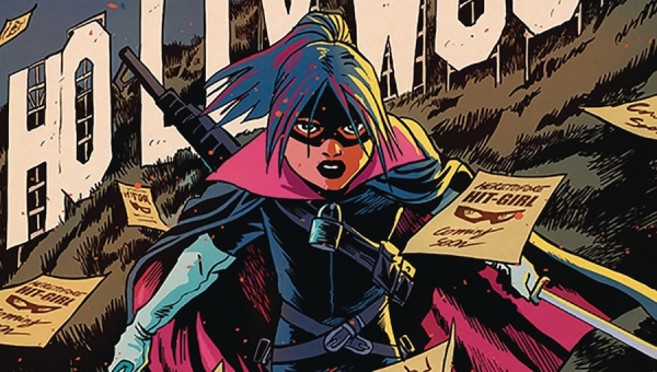 'Hit-Girl Volume 4:' Trade Paperback Review