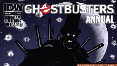 'Ghostbusters Annual 2015:' Comic Book Review