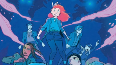 'Lumberjanes / Gotham Academy #3:' Advance Comic Book Review