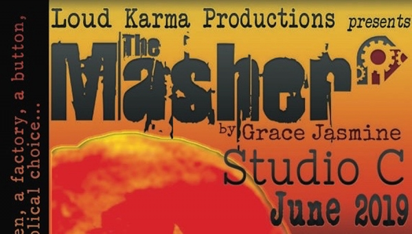 Fanbase Press Interviews Grace Jasmine on the Upcoming Production, 'The Masher' (Hollywood Fringe Festival 2019)