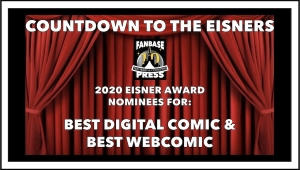 Countdown to the Eisners: 2020 Nominees for Best Digital Comic & Best Webcomic