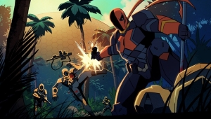 'Deathstroke: Knights & Dragons' - Blu-Ray/DVD Review