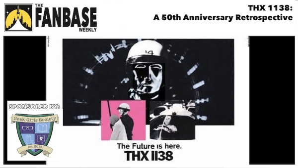 Fanbase Feature: 50th Anniversary Retrospective on 'THX 1138' (1971)
