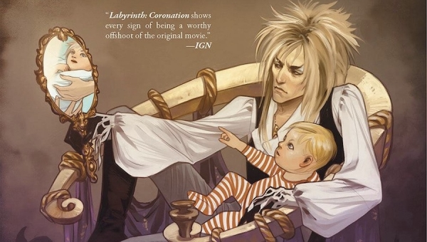 'Jim Henson's Labyrinth Coronation Vol. 1:' Trade Paperback Review