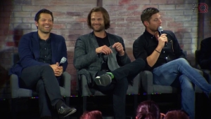 #SDCC2016: NerdHQ Hosts Jared Padalecki, A Couple of Friends, and a Stalker
