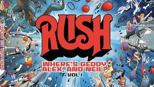 'Rush: Where's Geddy, Alex, and Neil? Volume 1' – Book Review