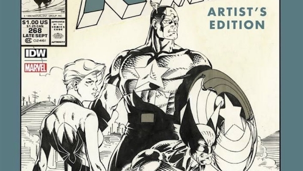 'Jim Lee's X-Men Artist's Edition:' Advance Hardcover Review