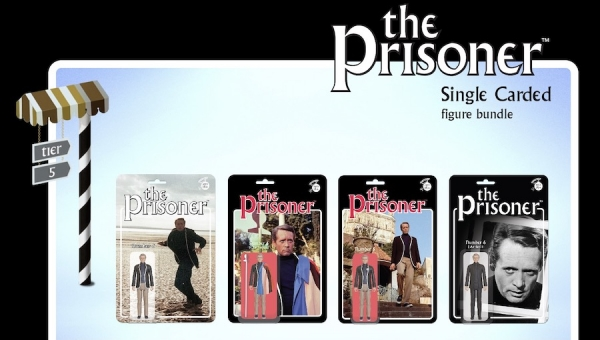 Fanbase Press Interviews Wandering Planet Toys' Gavin Hignight and Doc Wyatt on Launching the Kickstarter Campaign for 'The Prisoner' Action Figures