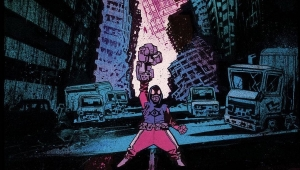 'Ultramega #2:' Advance Comic Book Review