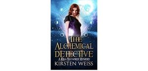 'The Alchemical Detective: A Riga Hayworth Mystery' - Book Review