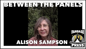 Between the Panels: Artist Alison Sampson on Starting Out As an Architect, Appreciating John Romita Jr, and the Child That Got Her into Comics