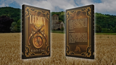 Fanbase Press Interviews Michelle E. Lowe on the Steampunk/Fantasy Novel, 'Legacy'