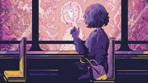 'Don't Go Without Me:' Graphic Novel Review