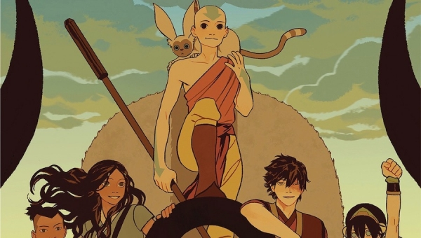 'Avatar: The Last Airbender - Team Avatar Tales' - Advance Trade Paperback Review