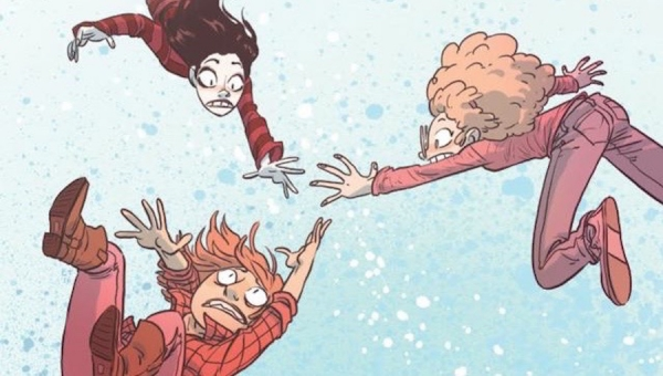 'Giant Days 2016 Holiday Special #1:' Advance Comic Book Review