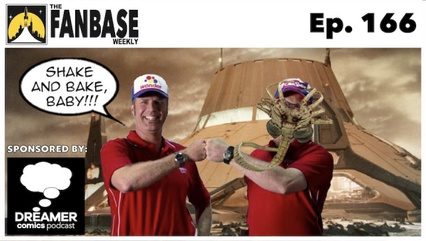 The Fanbase Weekly: Episode #166 (NASA Extracts Breathable Air on Mars & More)