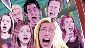 'Buffy the Vampire Slayer #10:' Advance Comic Book Review