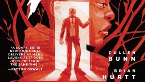 'Manor Black #1' - Advance Comic Book Review