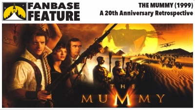 Fanbase Feature: 20th Anniversary Retrospective on 'The Mummy' (1999)