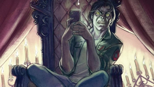 'Buffy the Vampire Slayer #20:' Advance Comic Book Review