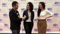 WonderCon 2019: Fanbase Press Interviews Directors Sam and Kailey Spear on 'Alien: Ore,' Xenomorphs, and More