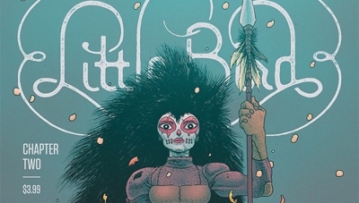 'Little Bird #2:' Advance Comic Book Review