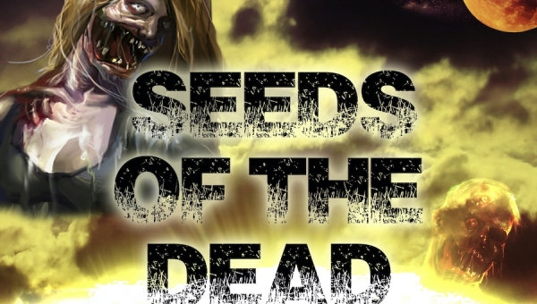 Fanbase Press Interviews Andy Kumpon on the New Novel, 'Seeds of the Dead'