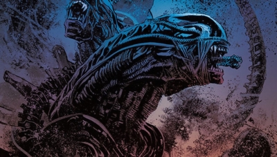 SDCC 2019: Gabriel Hardman on the Origins, Interpretations, and More Regarding 'Aliens: Dust to Dust'