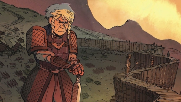 'Ronin Island #10:' Advance Comic Book Review