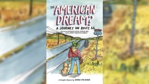 Fanbase Press Interviews Shing Yin Khor on the Graphic Memoir, 'The American Dream?'