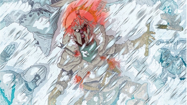 'Dark Souls: Winter's Spite #4' - Comic Book Review