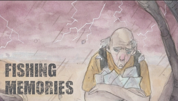 'Fishing Memories:' Advance Graphic Novel Review