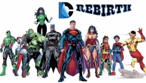 DC Comics: The Afterbirth