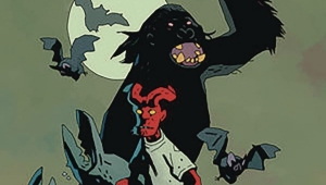 'Young Hellboy: The Hidden Land #1' - Advance Comic Book Review