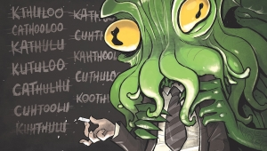 'Cthulhu Is Hard to Spell:' Advance Comic Book Anthology Review
