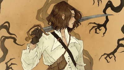 Fanbase Press Interviews Christopher Golden on the Upcoming Release of 'Lady Baltimore' with Dark Horse Comics
