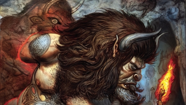 'American Gods: My Ainsel #1' - Advance Comic Book Review