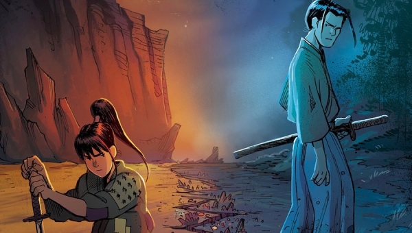 'Ronin Island #8:' Advance Comic Book Review