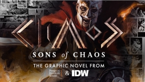 SDCC 2019: Christopher Jaymes on Humanizing Depictions of War and More in 'Sons of Chaos'