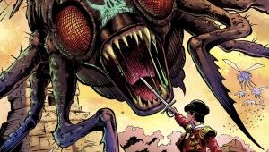 #CrowdfundingFridays: 'Monster Matador: Tango of the Matadors #1,' 'The Jump,' and 'The Last Ember'