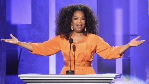 Wonder Woman Wednesday: Oprah