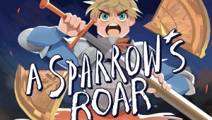 'A Sparrow's Roar:' Graphic Novel Review