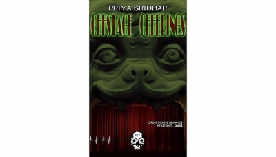 Fanbase Press Interviews Priya Sridhar on the Release of the Novella, 'Offstage Offerings,' from Unnerving Press