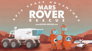 #CrowdfundingFridays: 'Mars Rover Rescue'